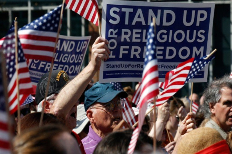 Video: Pastor Todd Coconato addresses the serious concern about the attack on religious liberty in America